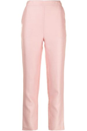 Macgraw Non Chalant silk-blend trousers