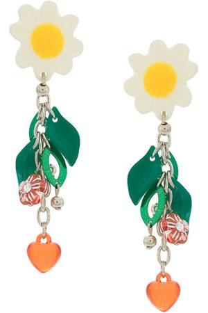 AMIR SLAMA Daisy earrings