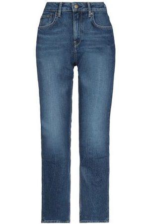 PEPE JEANS Women Trousers - BOTTOMWEAR - Denim trousers