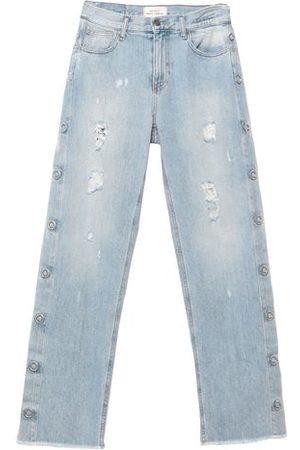 VICOLO BOTTOMWEAR - Denim trousers