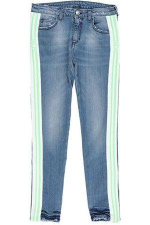 GCDS Mini Boys Trousers - DENIM - Denim trousers