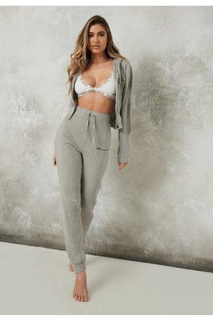 Missguided Women Loungewear - Script Loungewear Joggers