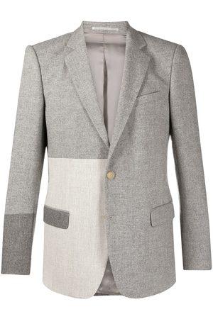 WALTER VAN BEIRENDONCK Men Blazers - Sharp ~two-tone blazer