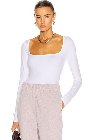 SIMON MILLER Rhoe Square Neck Top in