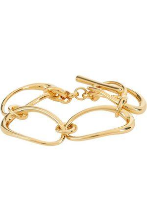 CHARLOTTE CHESNAIS Turtle chain bracelet