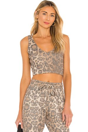LnA Valley Rib Crop Top in . Size M, S, XS.