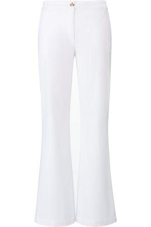 Laura Biagiotti Roma Trousers flared leg size: 10