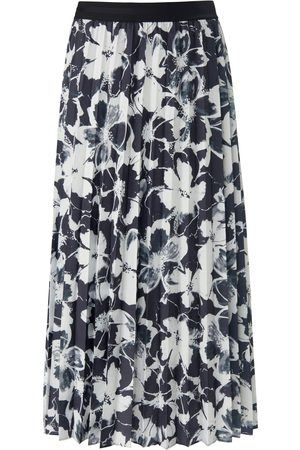 Margittes Pleated skirt in maxi length size: 10