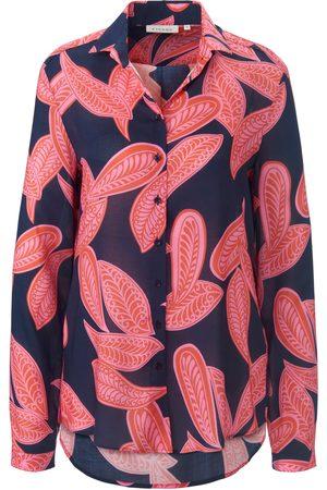ETERNA Women Tunics - Tunic style blouse print size: 10