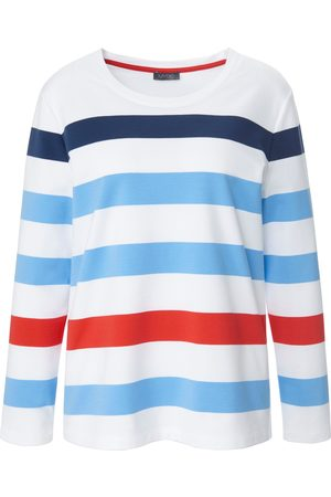 Mybc Sweatshirt multicoloured block stripes size: 10