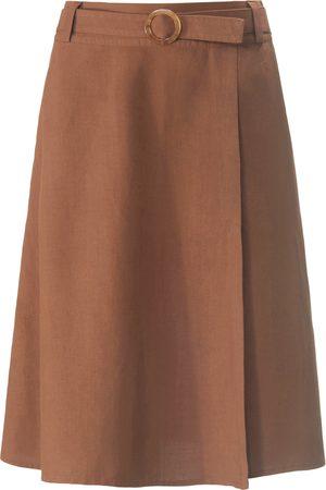 Peter Hahn Wrap look skirt size: 10s