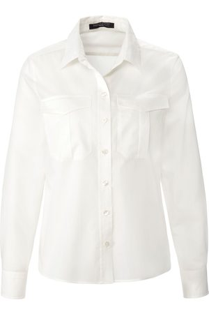 Fadenmeister Berlin Blouse in cotton and silk blend size: 10
