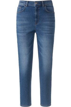 DAY.LIKE Ankle-length 5-pocket jeans denim size: 10s