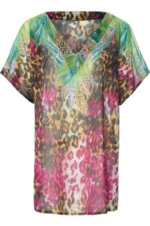 NATURANA Tunic short kimono sleeves bright size: 10/12