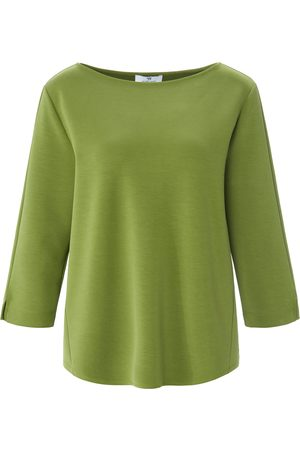 Peter Hahn Sweatshirt 3/4-length sleeves and boat neck size: 10