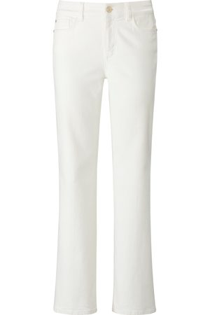 Laura Biagiotti Roma Bootcut jeans in 5-pocket style size: 10