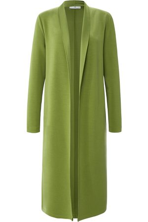 Peter Hahn Jersey coat long sleeves size: 10