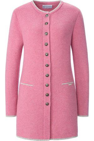 Giesswein Frock coat Lotte round neckline pale size: 20
