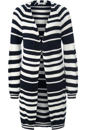 Maerz Women Cardigans - Longline cardigan in 100% cotton size: 10