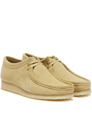 Clarks Wallabee Mens Maple Shoes
