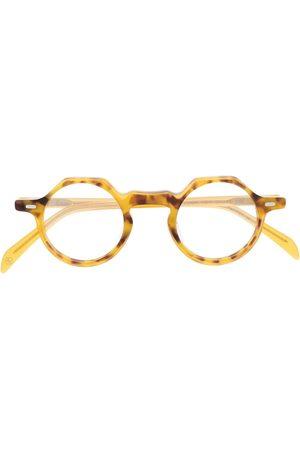 LESCA Sunglasses - Yoga round frame glasses