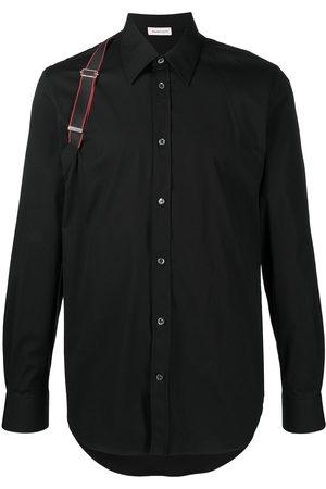 Alexander McQueen Shoulder brace detail shirt