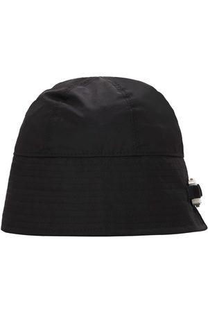 1017 ALYX 9SM Tech Canvas Bucket Hat W/ Buckle