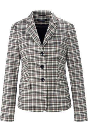 Fadenmeister Berlin Blazer in milled wool blend multicoloured size: 10