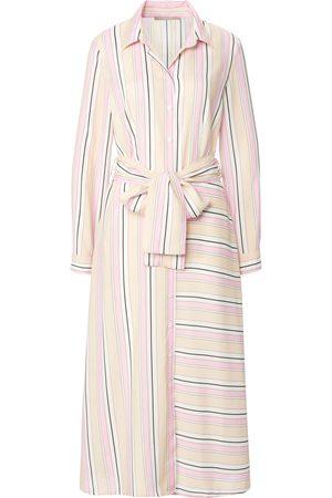 The Mercer Midi dress long sleeves pale size: 10