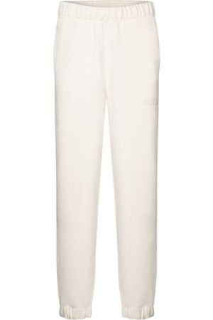 Ganni Software cotton-blend trackpants