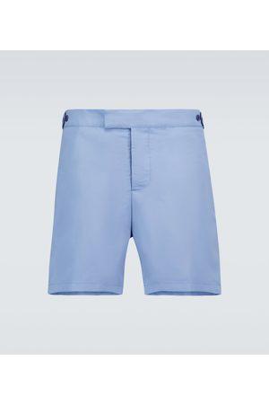 Frescobol Carioca Classic short-length swim shorts