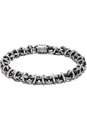 Le Gramme 29g vintage Entrelacs bracelet