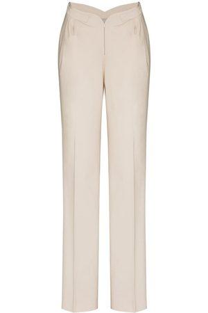 COPERNI V-waistband front trousers