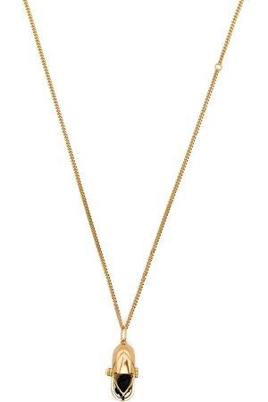 CAPSULE ELEVEN Men Necklaces - Capsule Crystal pendant necklace