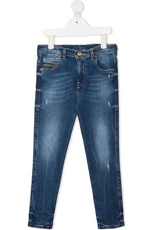 Diesel Kids Slim-cut jeans