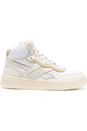 Reebok Women Trainers - High-top lace-up sneakers - Neutrals