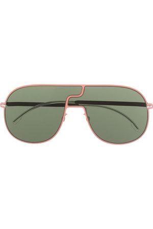 MYKITA Oversized aviator sunglasses