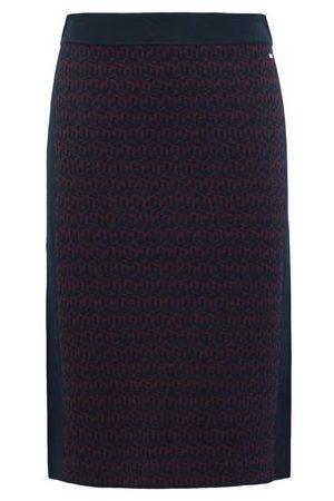 Tommy Hilfiger SKIRTS - Knee length skirts