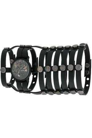 SOUTH LANE X AUMORFIA Gladiator strapped watch