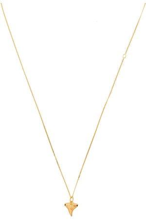 TRUE ROCKS Women Necklaces - Shark tooth pendant necklace