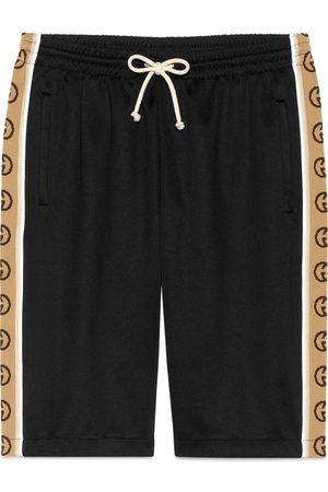 Gucci Men Tops - Technical jersey shorts