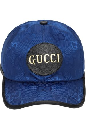 Gucci Off The Grid Nylon Baseball Cap
