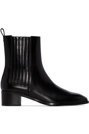 Aeyde Elasticated panel 40mm Chelsea boots