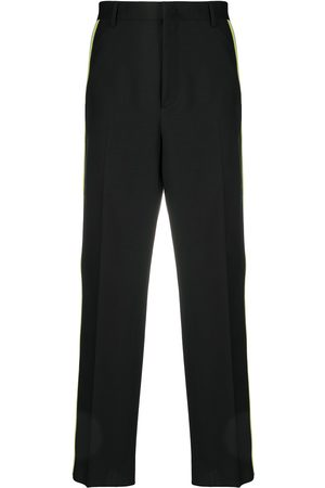 VALENTINO Men Trousers - Side-stripe tailored trousers