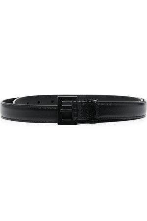 Saint Laurent Men Belts - Skinny leather belt