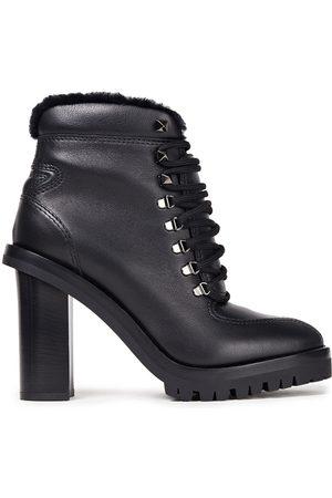 VALENTINO GARAVANI Women Heeled Boots - Woman High Heel Boots Size 37