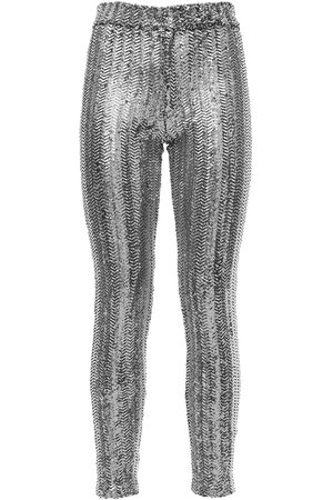 Isabel Marant Todiz Sequined Skinny Pants