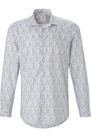 Olymp Men Long sleeves - Shirt in 100% cotton size: 15