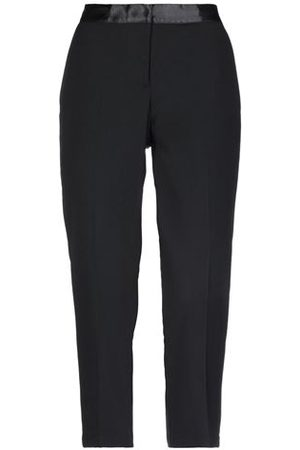 SEMICOUTURE TROUSERS - 3/4-length trousers