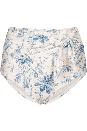 SIR Clementine floral bikini bottoms